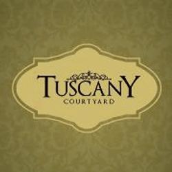 Tuscany Courtyard